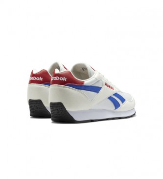 Reebok Rewind Run Shoes blanc, bleu, rouge