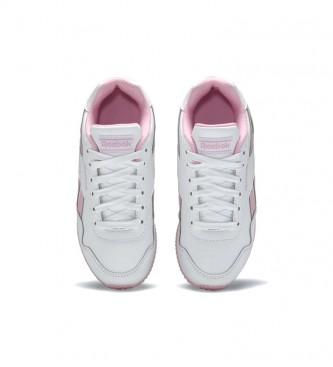 Reebok Reebok Royal Classic Jogger 3.0 Chaussures en cuir blanc, rose