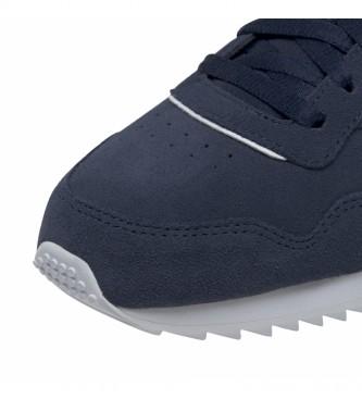 Reebok Royal Glide Ripple Shoes Marinha