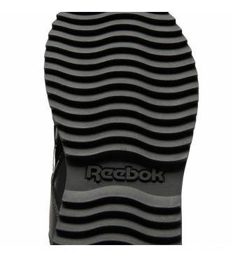 Reebok Baskets Reebok Royal Glide Ripple Clip noir, or