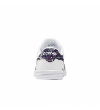 Reebok REEBOK ROYAL TECHQUE T basket blanc imprimé animal