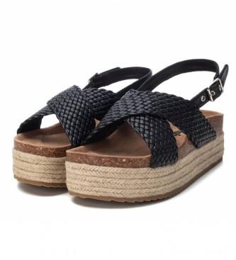 Refresh Sandals 072829 black