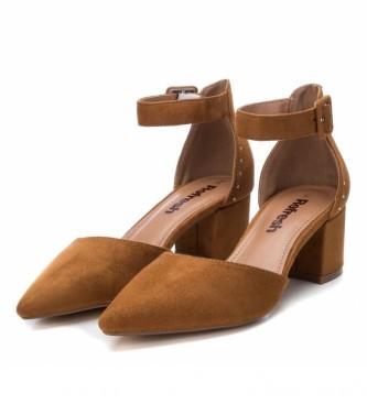 Refresh Chaussures 069513 chameau - Hauteur du talon : 6cm