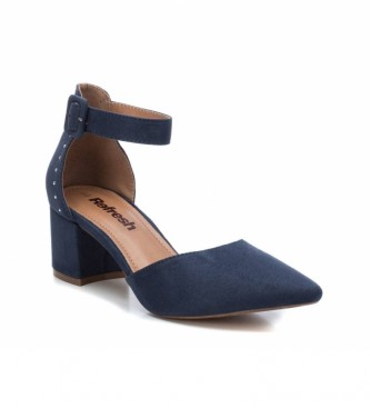 Refresh Zapatos 069513 azul -Altura tacón: 6cm-