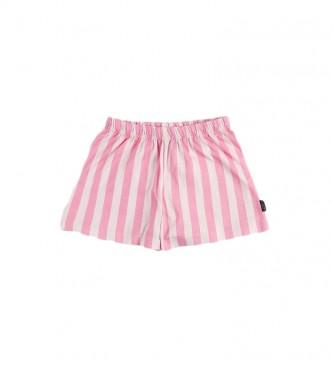 Santoro Pyjama Bonne-Nuit Bretelles Gorjuss rose
