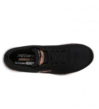Skechers Flex Appeal 3.0 First Insight black, gold