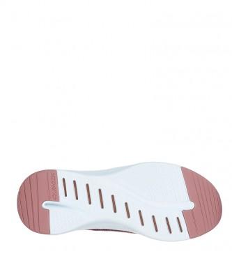 Comprar Skechers Zapatillas Solar Fuse Brisk Escape burdeos