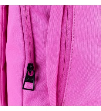 Skechers Mochila Bolsillo Interior Ipad Tablet S904 violeta -46x30x14cm-
