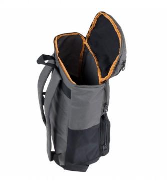 Skechers Mochila Grande Portátil 17 Pulgadas S908 negro -47x30x15cm-