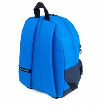 Skechers Mochila S909 azul -25x33x12cm-