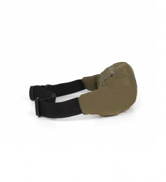 Skechers Riñonera Olympic verde - 12x40x7cm-