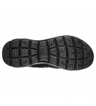 Skechers Sneakers Summits - Preto do Novo Mundo