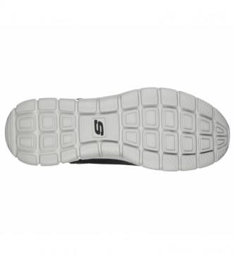 Skechers Sapatos Track-Knockhill pretos