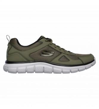 Skechers Scarpe da pista - Verde Scloric