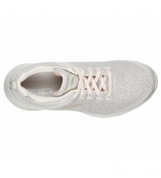Skechers Sneakers Arch Fit Infinite Adventure cinza claro, rosa