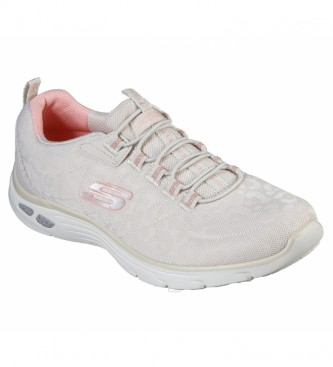 Skechers Empire D'Lux-Spotted shoes grey