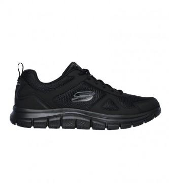 Skechers Track shoes preto