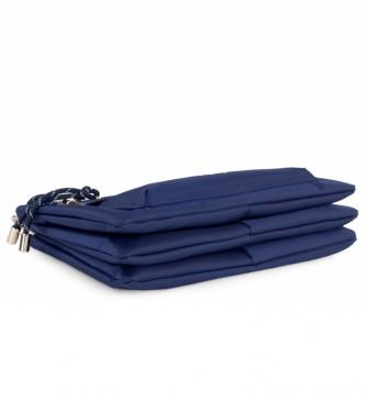 Skpat Petit sac à bandoulière 307615 -23x17x3cm- marine