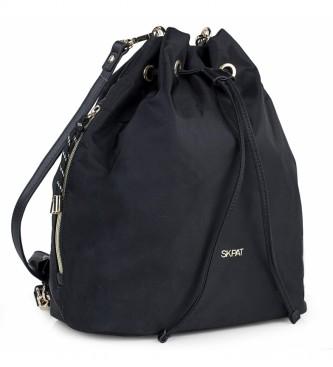 Skpat Shoulder bag 307674 -24,5x30,5x13,5 cm- black