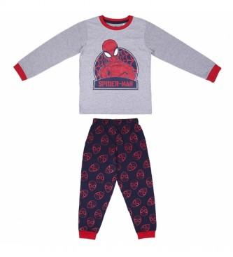Cerdá Group Pijama cinzento do Homem-Aranha