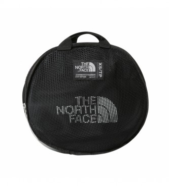 The North Face Mochila Base Camp Duffel Extrapequeña negro -28x5x28cm-