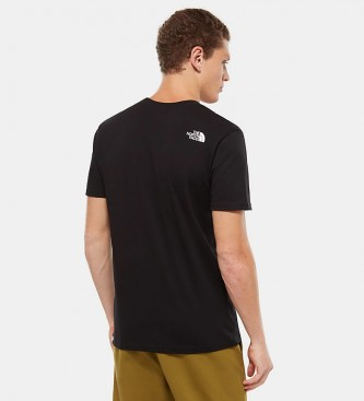 The North Face Simple Black Dome T-shirt