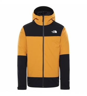 The North Face Mountain Light Futurelight Triclimate Jacket jaune