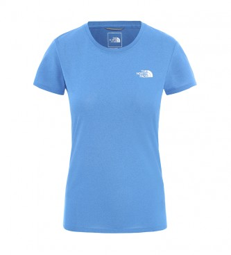 The North Face T-shirt bleu Ampere Reaxion