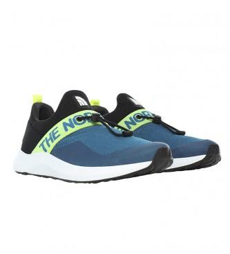The North Face M Surge Pelham Blue / OrthoLite® / EXTS? shoes /