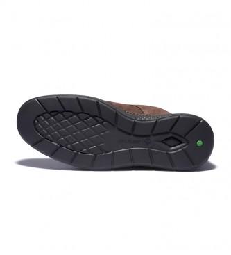 Timberland Chaussures en cuir Cross Mark PT Oxford marron Oxford / OrthoLite / Rebotl