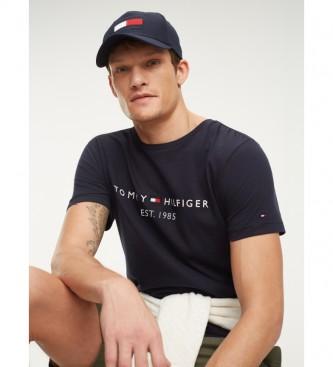Tommy Hilfiger Camiseta Core Logo marino