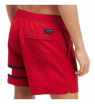 Tommy Hilfiger Swimsuit SF Medium Drawstring red