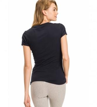 Tommy Hilfiger Casual T-shirt navy print