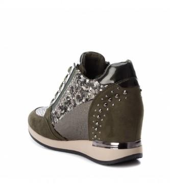 Comprar Xti Zapatillas Adara gris Altura cuña: 7cm