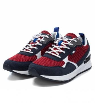 Xti Chaussures 042434 rouge, marine