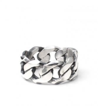 Yocari Silver Slave Ring