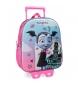 Comprar Vampirina Vampirina Preschool Backpack with cart Frontal 3D -27x33x11cm-