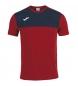Compar Joma  Winner T-shirt navy, red
