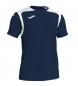 Compar Joma  Champion V marine t-shirt, white