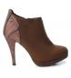 Compar Refresh Zapato marrón -Altura tacón: 10cm-