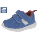 Zapatillas casual azul