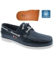 Compar Beppi Casual leather shoes Navy