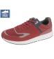 Zapatillas casual rojo