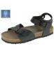 Compar Beppi Casual sandals Black
