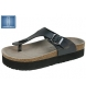 Sandalias negro