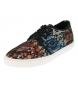 Compar Beppi Black canvas shoe