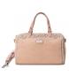 Compar Carmela Leather bag 086103 nude -20x32x16cm