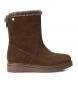 Compar Carmela Botte en cuir 066416 camel