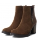 Comprar Carmela Chelsea leather boot 066600 camel