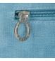 Comprar Catalina Estrada Catalina Estrada saco de ombro rectangular Faisan Azul